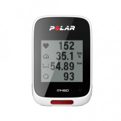 Polar M450 The GPS Bike Computer White