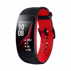 Samsung Gear Fit2 Pro Red Small Smartwatch
