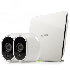 Arlo Netgear Security System with 2 HD Wireless Camera - VMS3230