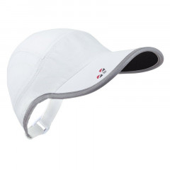 LifeBEAM Smart Hat with Integrated Heart Rate Monitor White and Silver