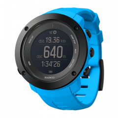 Suunto Ambit3 Vertical Blue HR Watch