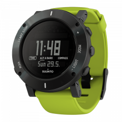 Suunto Core Lime Crush Watch