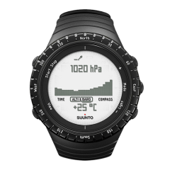 Suunto Core Regular Black Watch