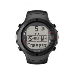 Suunto D6i All Black Watch With USB