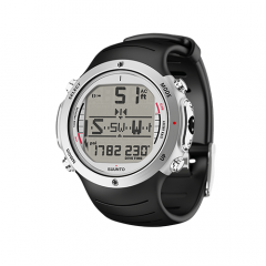 Suunto D6i Elastomer Watch With USB