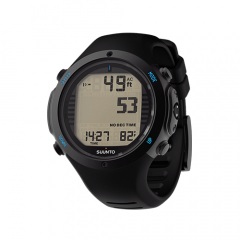 Suunto D6i Novo Black Watch With USB
