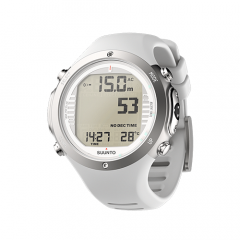 Suunto D6i Novo White Watch With USB