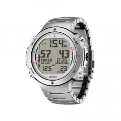 Suunto D6i Steel Watch With USB