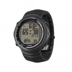 Suunto DX Black Titanium Watch With USB