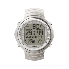 Suunto DX Silver Titanium Watch With USB