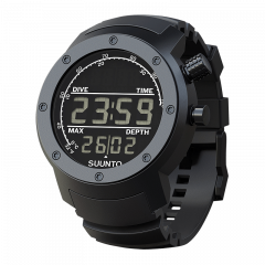 Suunto Elemetum Aqua n/Black Rubber Watch
