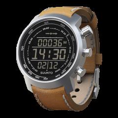 Suunto Elementum Terra n/Brown Leather Watch