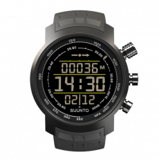 Suunto Elementum Terra n/ Stealth Rubber Watch