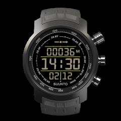 Suunto Elementum Terra n/ Stealth Rubber Watch