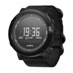 Suunto Essential Ceramic All Black TX Watch