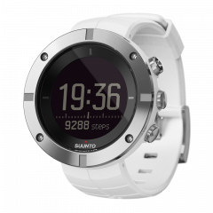 Suunto Kailash Silver Watch