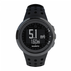Suunto M5 All Black Men Watch