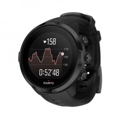 Suunto Spartan Sport Wrist HR All Black - SS022662000