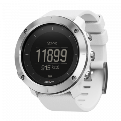 Suunto Traverse White Watch
