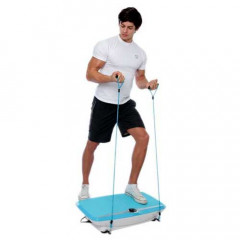 Top Sky Whole Body Vibration Machine Crazy Fit Massager - EM-1097