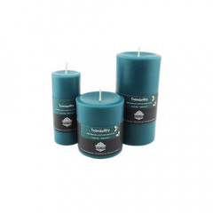 Tranquility Pillar Aroma Beeswax Candles