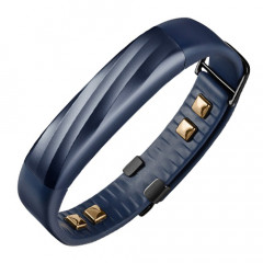 UP3 By Jawbone Heart Rate Activity and Sleep Tracker Indigo Twist