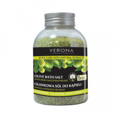 Verona Olive Bath Salt 600ml