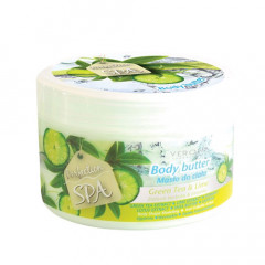 Verona SPA Green Tea and Lime Body Butter 250ml
