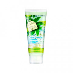 Verona SPA Green Tea and Lime Hand Cream 75ml
