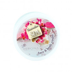Verona With Wild Orchid and Silk Face and Body Cream 250ml