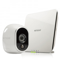 Arlo Netgear Security System with 1 HD Wireless Camera VMS3130