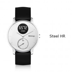 Withings Steel HR Watch 36mm White