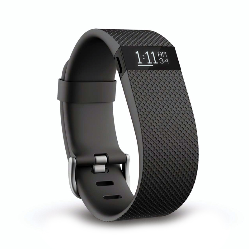 Fitbit Charge HR Black Large Price in UAE