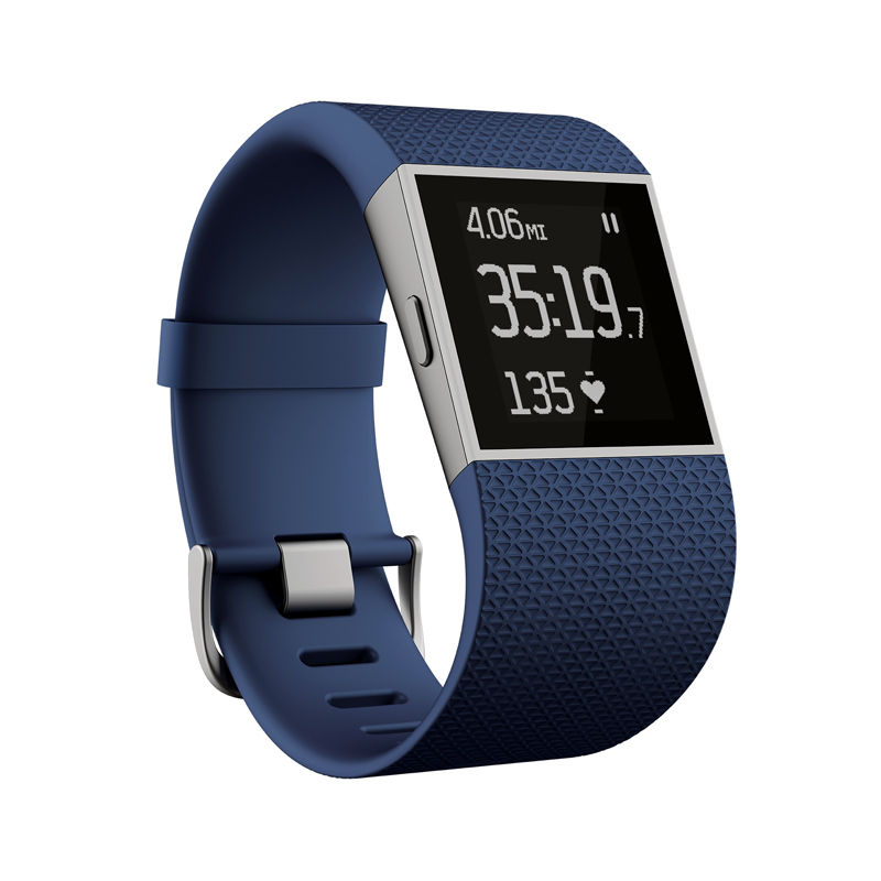 Fitbit Surge Blue Small Online Price in UAE