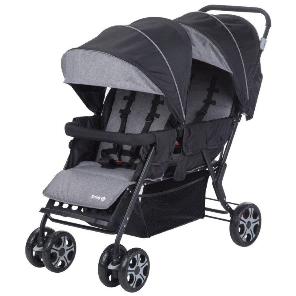 Safety 1st Tandem Teamy Stroller Black Chic (1151666000)