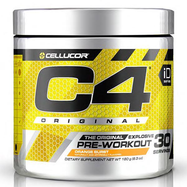 Cellucore C4 Original Pre Workout 30 Servings