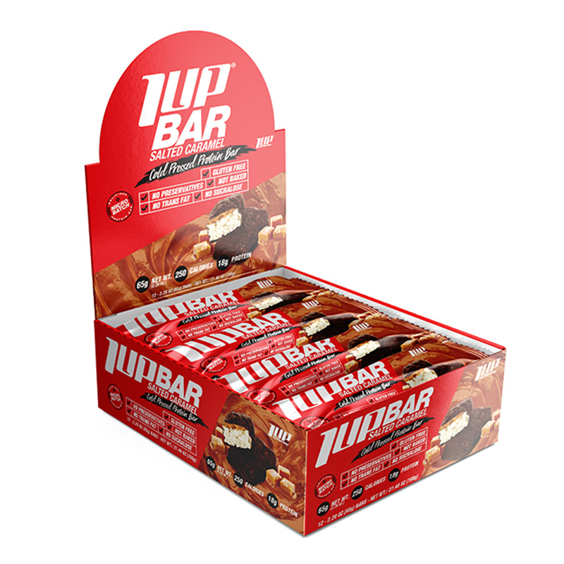 1Up Nutrition Protein Bars 12 Bar in a Box