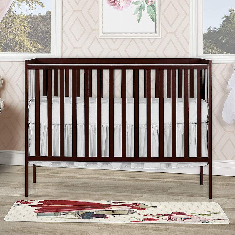Dream On Me Synergy 5 In 1 Convertible Multipurpose Baby Crib