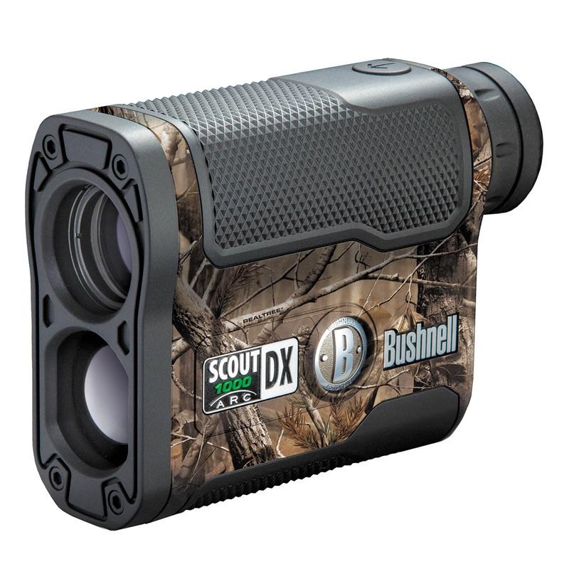 Bushnell Range Finder Scout DX 1000 Arc Camo (202356)