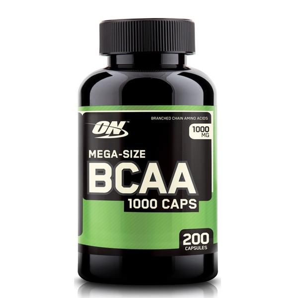 Optimum Bcaa 1000 - 200 Tablets