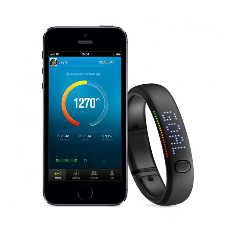 Buy Nike Fuel Band SE - Medium Fitness Tracker in UAE