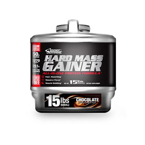 Inner Armour Hard Mass Gainer 15 Lbs