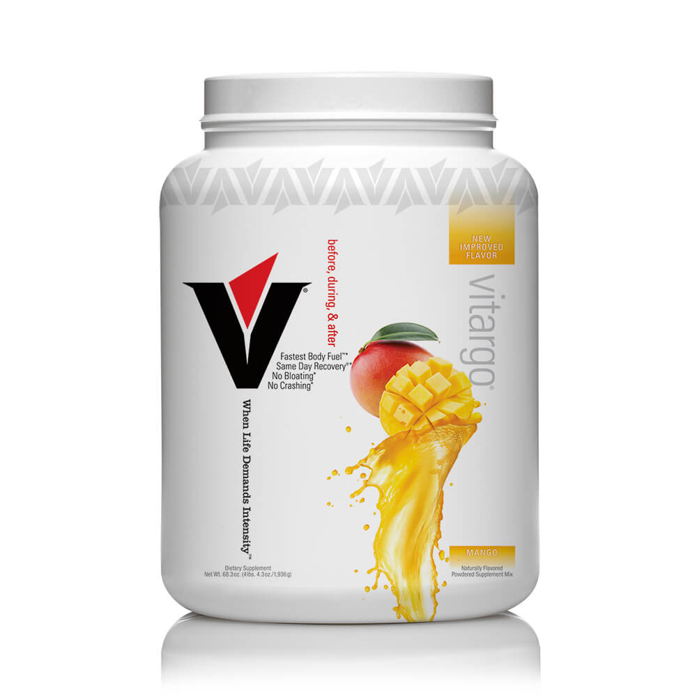 Vitargo Body Fuel 4 Lbs Orange