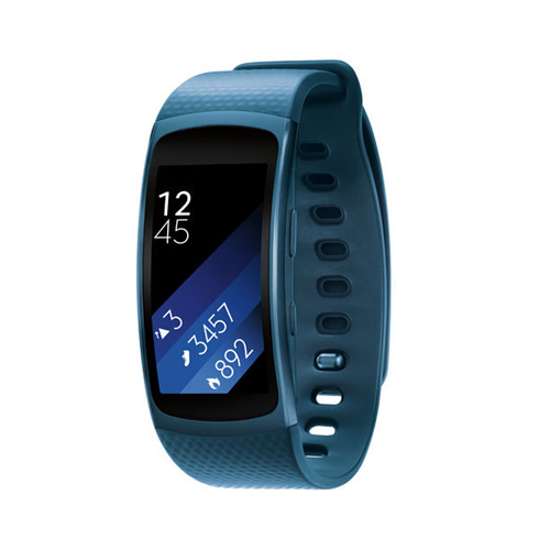 Samsung Galaxy Gear Fit 2 Launch in UAE