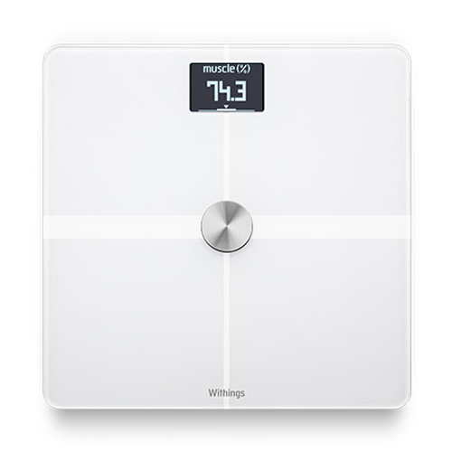 Withings WiFi Body Scale White WBS05 Price in Dubai