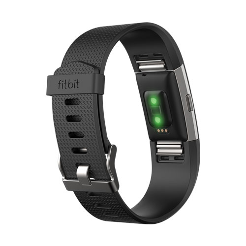 Fitbit Charge 2 Black Silver Small Price in Kuwait