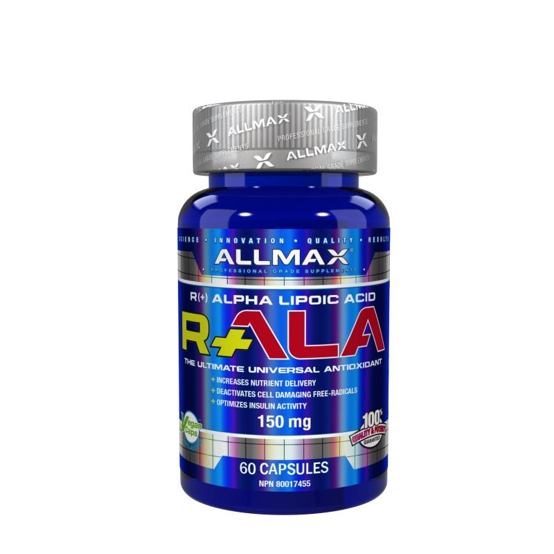 Allmax R-ALA 60 Caps