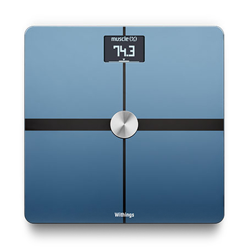 Withings WiFi Body Scale Black WBS05 Price UAE