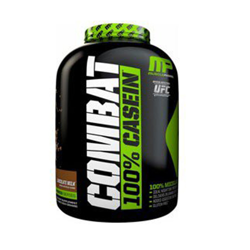 Muscle Pharm Whey Protein Combat Casein  4LB