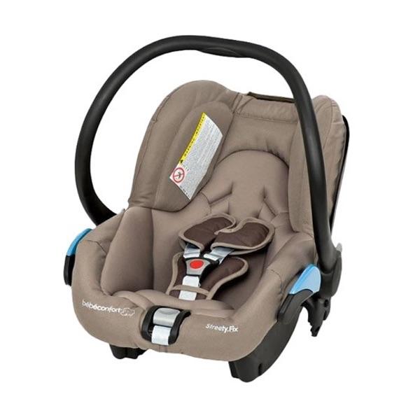 Bebe Comfort Streetyfix Car seat Walnut Brown
